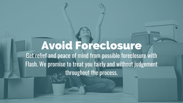 Flash Realty Avoid Foreclosure