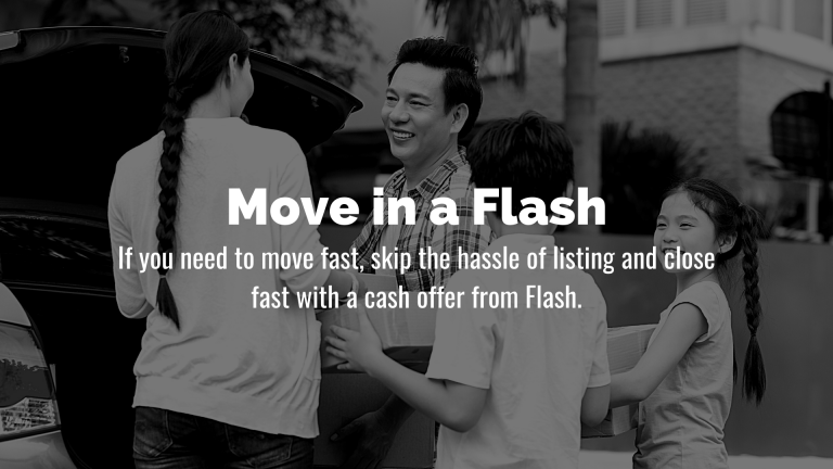 Flash Realty Move in a FLASH!