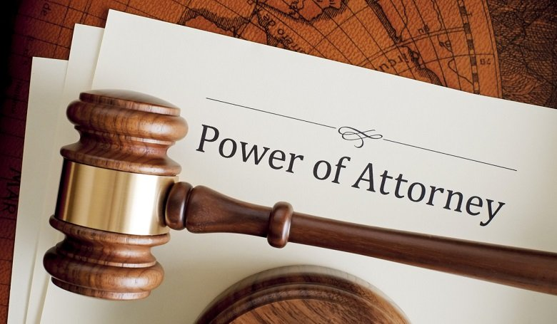 Power of Attorney to sell your home
