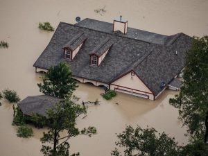selling a flooded house