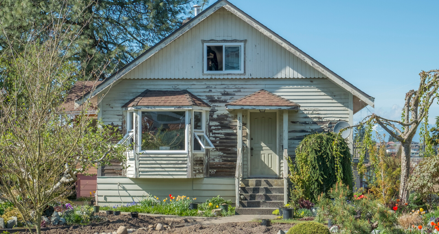 Selling Your Home in Poor Condition? Tips & Ideas