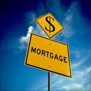 negative equity mortgage, walking away